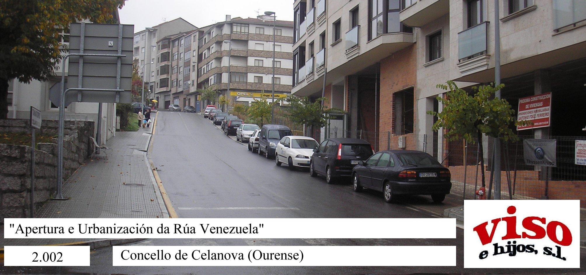 2002 Concello Celanova Venezuela