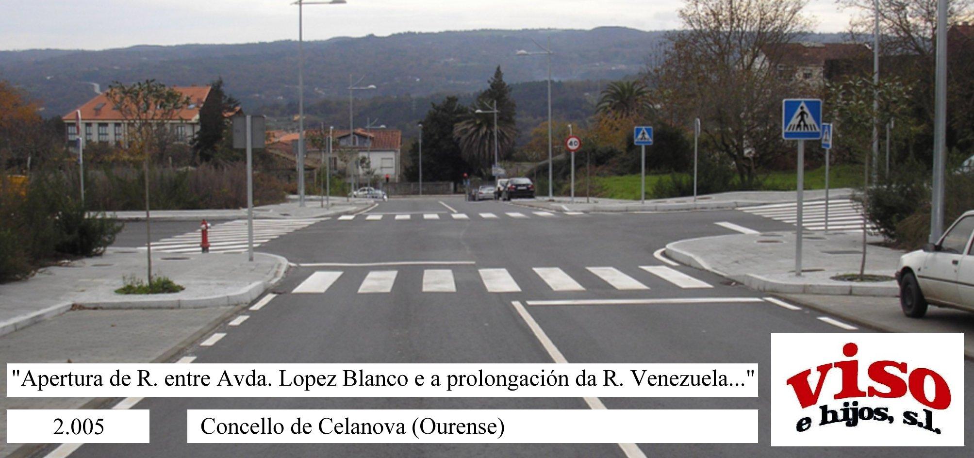 2005 Concello Celanova Inferior