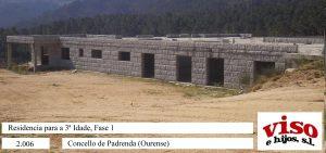 2006 Concello Padrenda Residencia 1