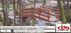 2006 Concello San Cibrao Boutureira