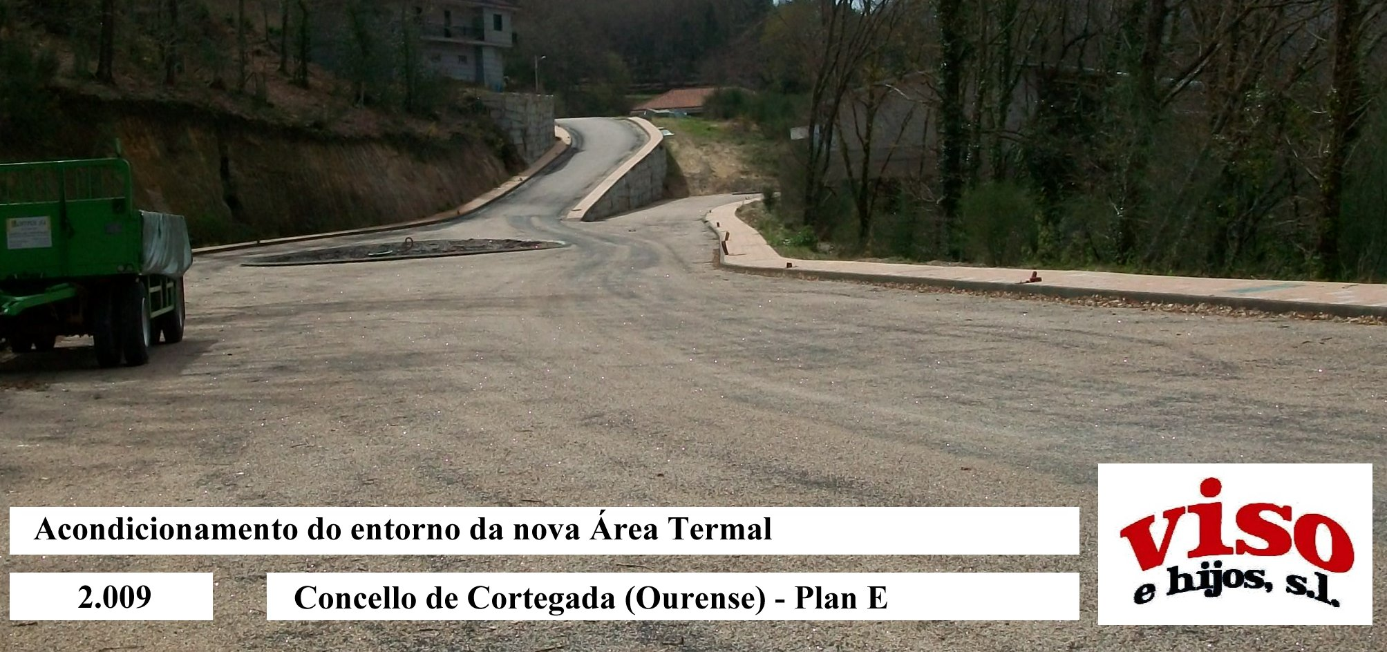 2009_Concello_Cortegada_Area Termal