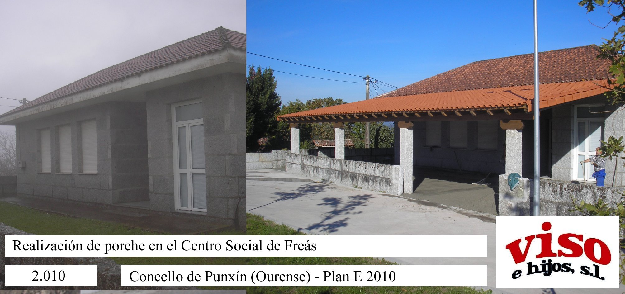 2010 Concello Punxín Alero
