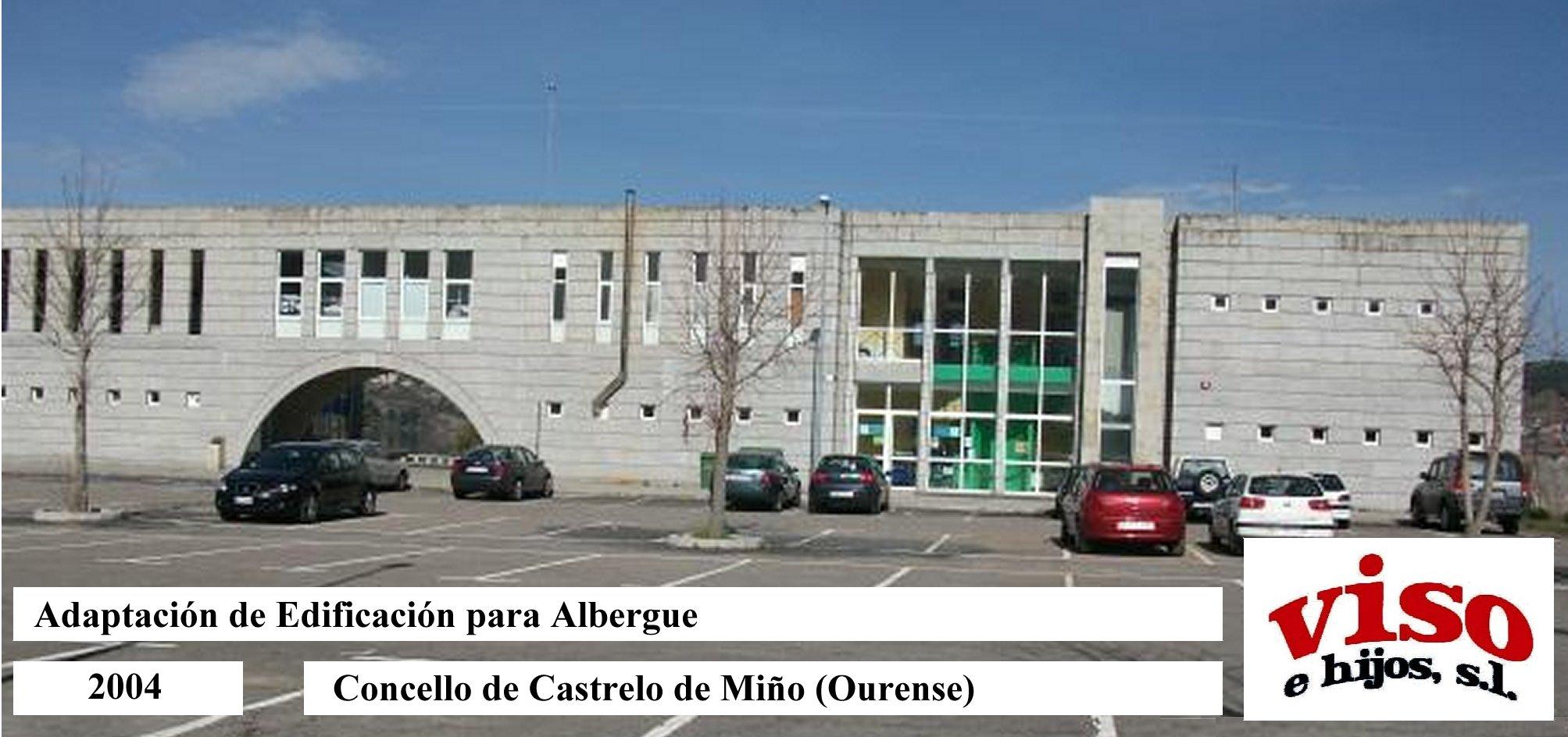 Albergue Castrelo